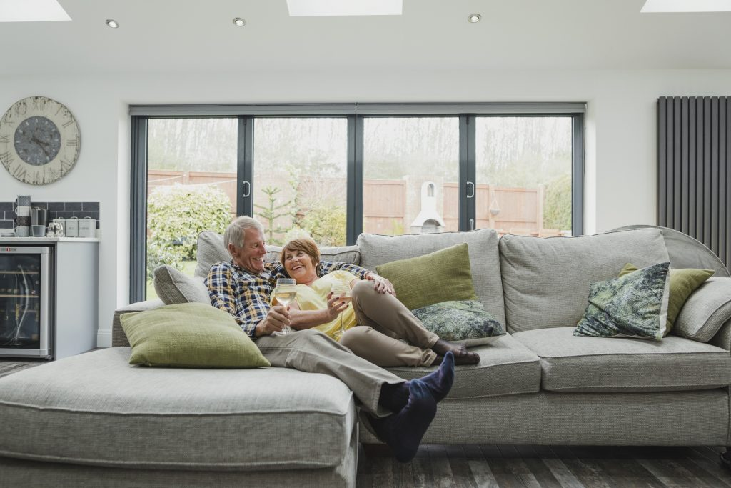 living at home in retirement